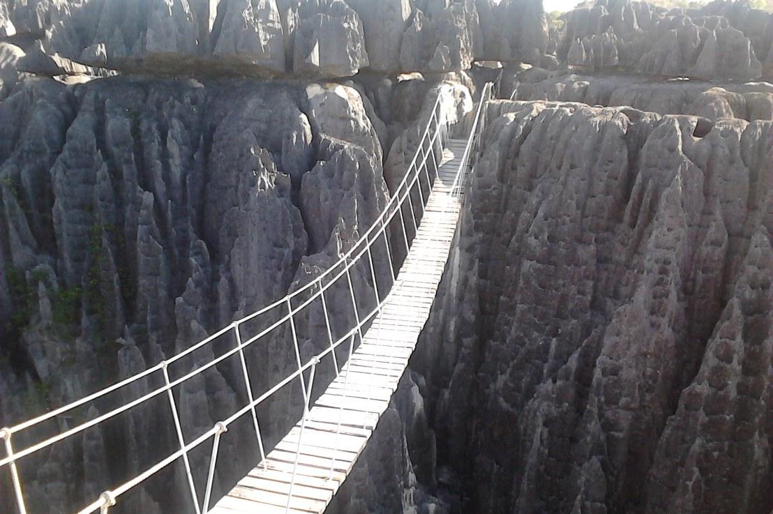 Tsingy de Bemaraha, un paysage à couper lesouffle