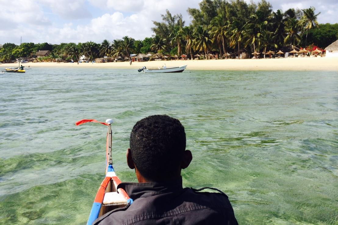 Ifaty : entre la mer et la forêt debaobabs