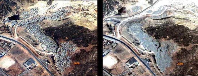 Résorption de Bidonville Day Day à Agadir Source: présentation du Maroc FNU2