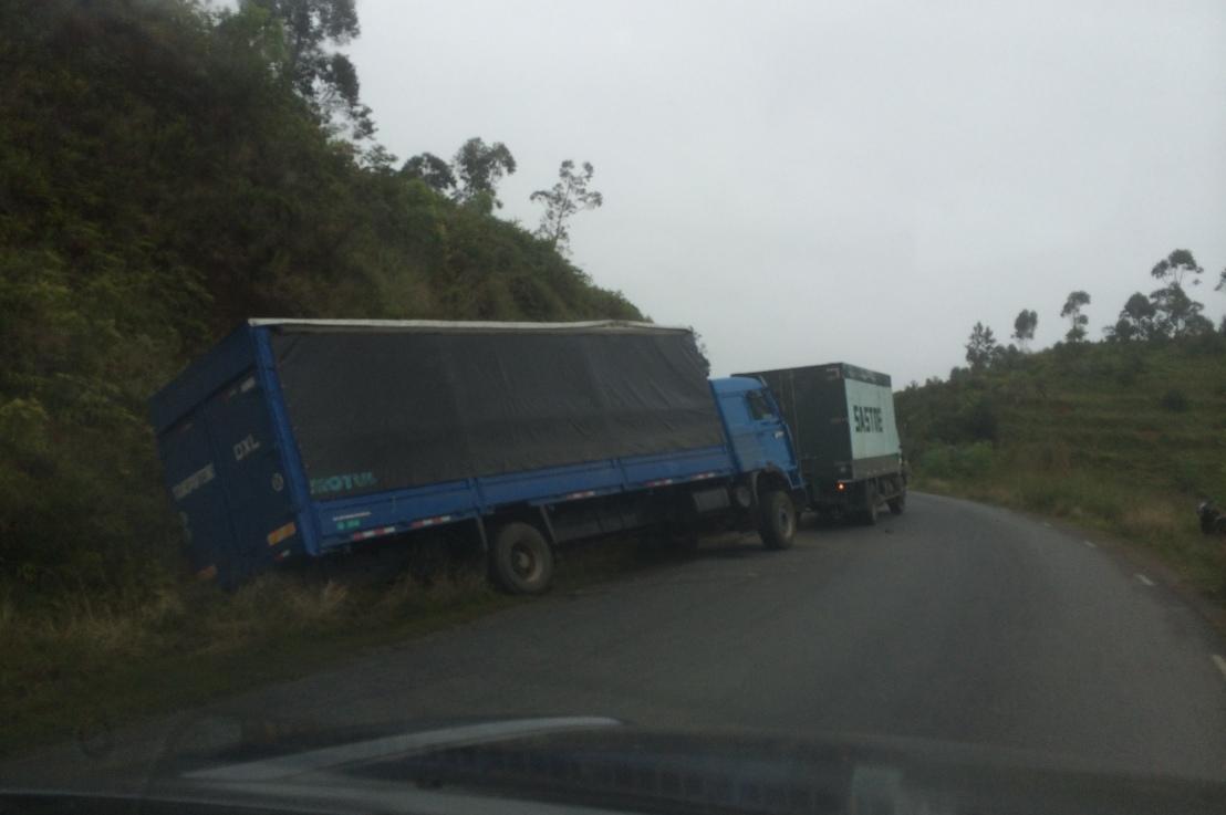 Les enjeux de l'autorouteAntananarivo –Toamasina