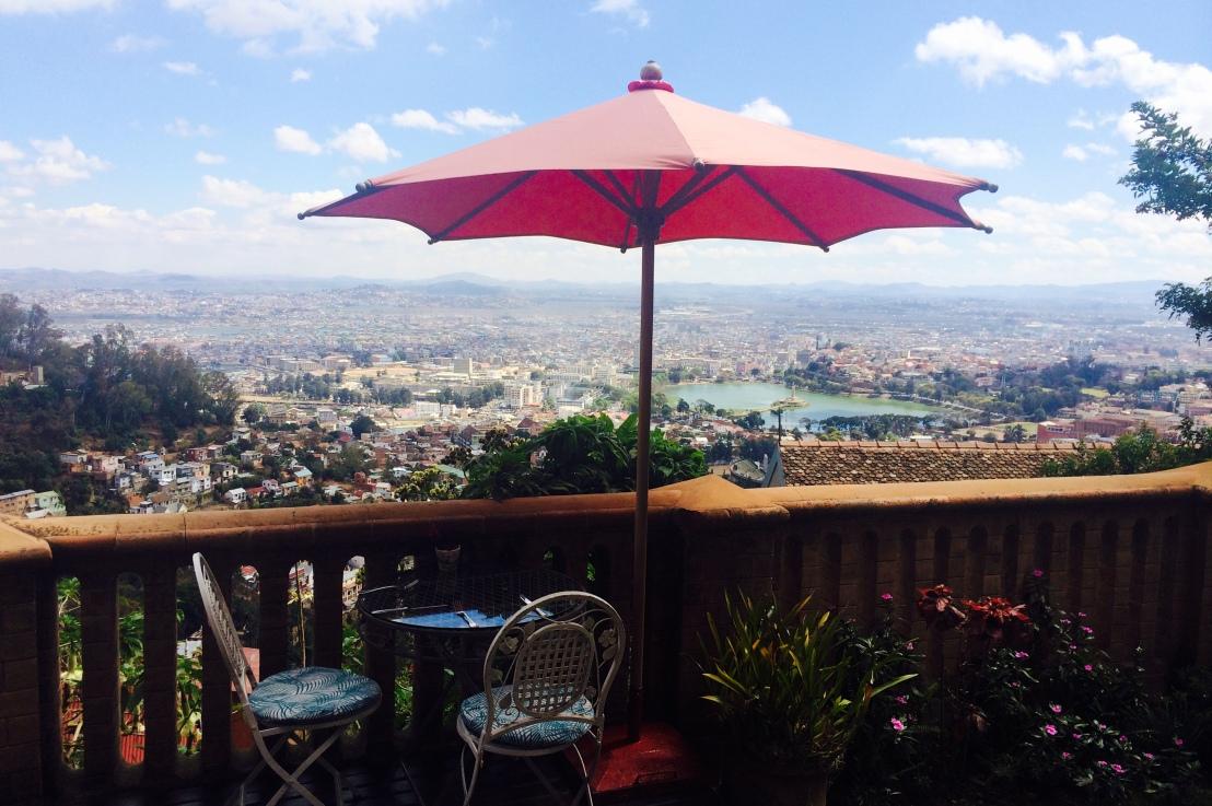 Envie de manger dans un cadre inhabituel à Antananarivo?