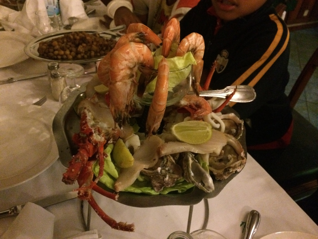 Blog de Rasamy : fruits de mer