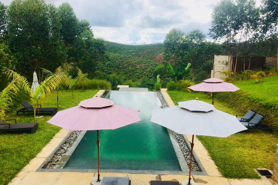 Mantadia Lodge, le luxe en pleinenature