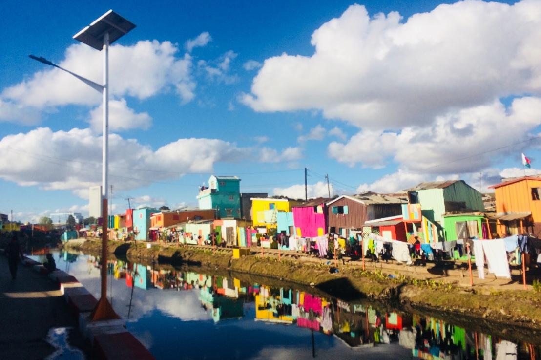 Antananarivo, un quartier précairerelooké