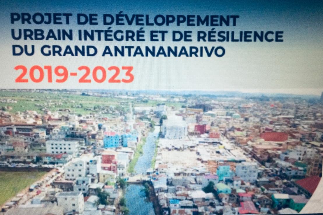 Vers une grande amélioration des bas quartiers d'Antananarivo