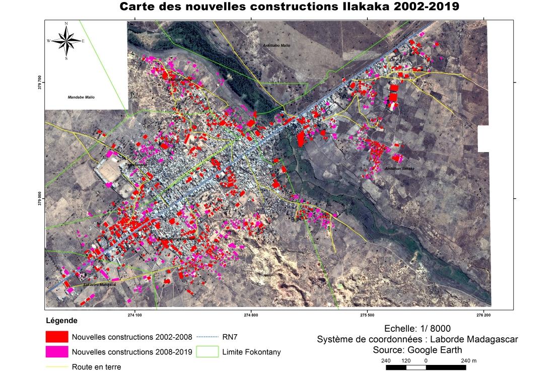 Ilakaka, l'exemple-type d'une urbanisation sauvage induite par lesmines