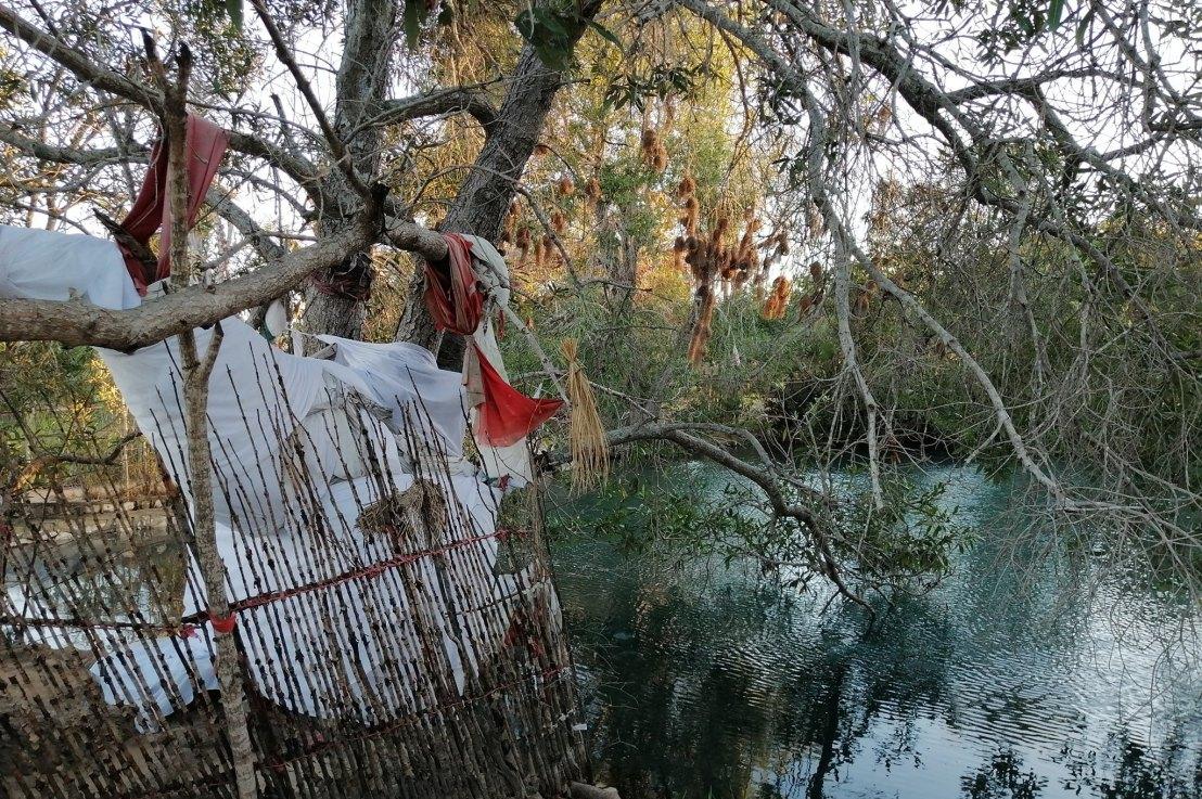 Avez-vous déjà visité le Lac sacré deMangatsa?